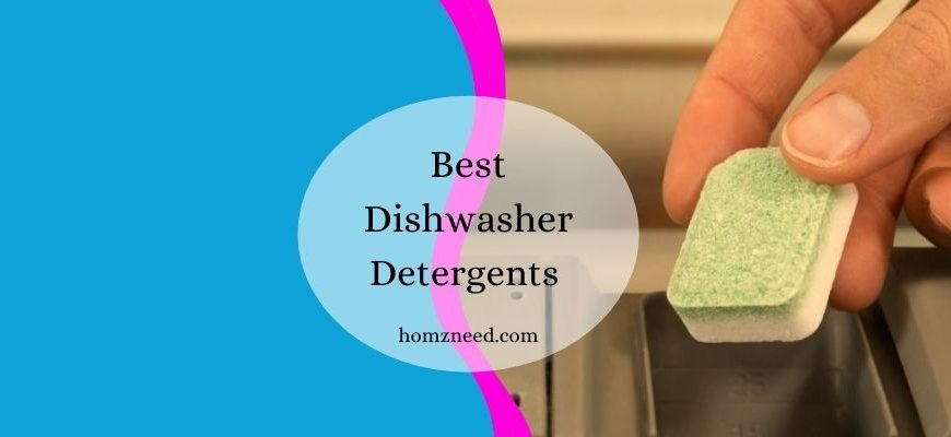 The 8 Best Dishwasher Detergents For Better Cleaning of Utensils